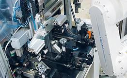 サブ組付寸法計測機 『悠遊ゲート®』 プラス 『ロボトラ®』